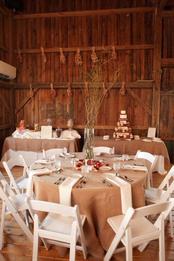 30 barn wedding reception table decoration ideas 2558853. Black Bedroom Furniture Sets. Home Design Ideas