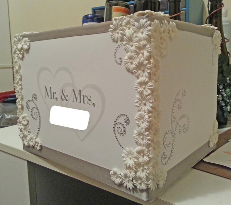 Decor Customized Wedding Card Box With Hearts 2559078 Weddbook – How to Make Your Own Wedding Card Box