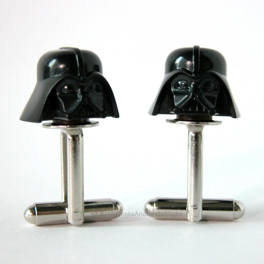 Darth Vader Cufflinks Lego Star Wars Cufflinks Groomsmen Gift