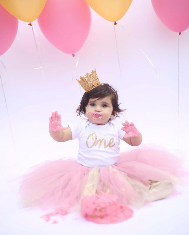 Princess Crown Headband - Lace - Gold Crown - Headband - Mini - Baby -  Toddler - Adult - Tiara - Birthday - Costume- Photo Prop - Cake Smash 04ec6b78762