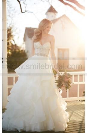 Hochzeit - Martina Liana Beaded Corset Princess Skirt Wedding Separates Style Cody   Skylar