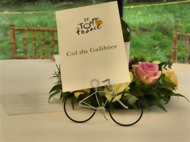 Свадьба - Wedding Bicycle table number holders