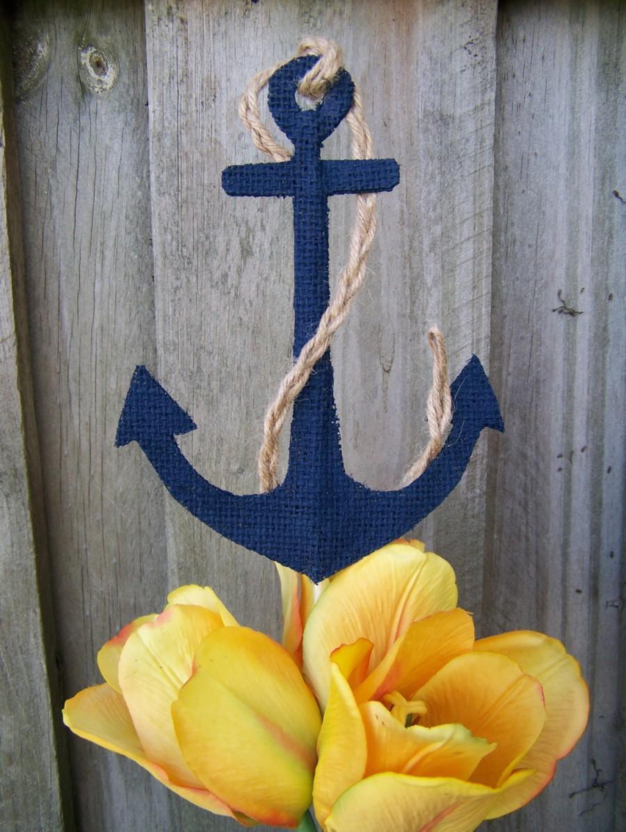 Свадьба - Baby shower, Nautical baby shower, nautical cake topper, nautical baby, nautical first birthday, burlap cake topper, nautical  wedding
