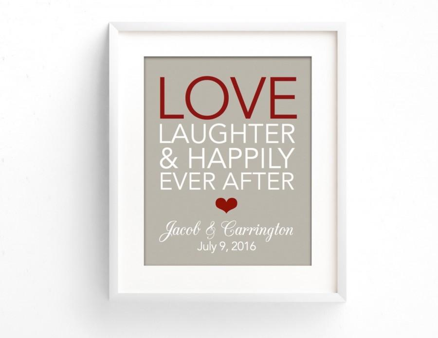 Свадьба - Love Laughter Happily Ever After