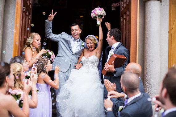 Hochzeit - Wedding bow tie Bowtie for men Lavender wedding Groom's necktie Groomsmen ties Men's bowtie Gris cravate Christening boy's outfit Satin PІ8