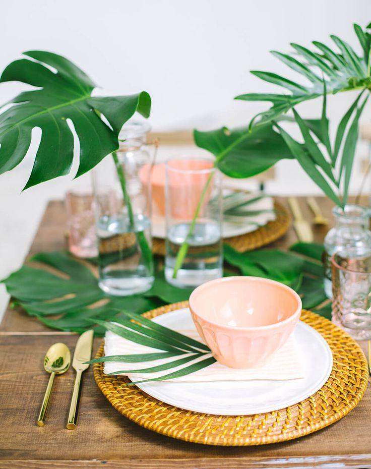 Mariage - Hosting An Easy Summer Dinner Party - Emily Henderson