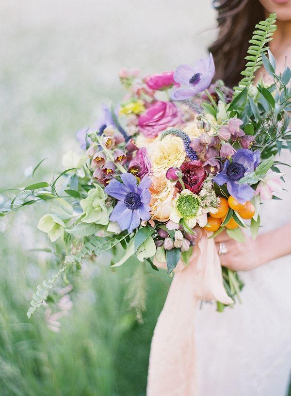 Wedding - Outdoor Bridal Session Inspiration