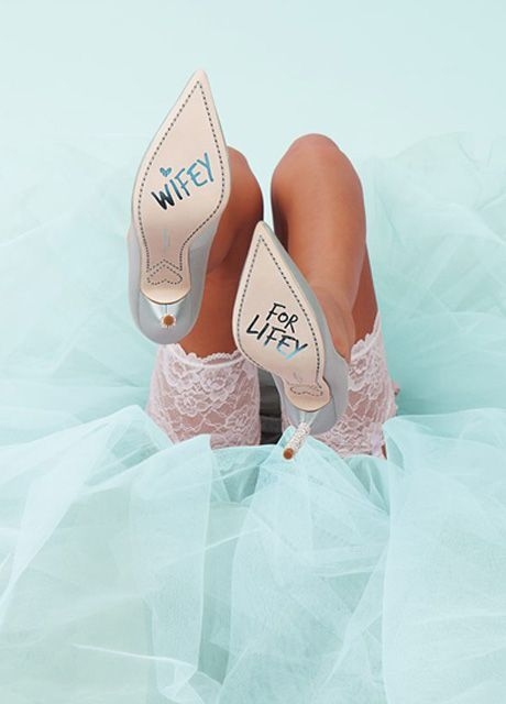 Mariage - Sophia Webster's New Shoe Collection Is For Cool Brides Only