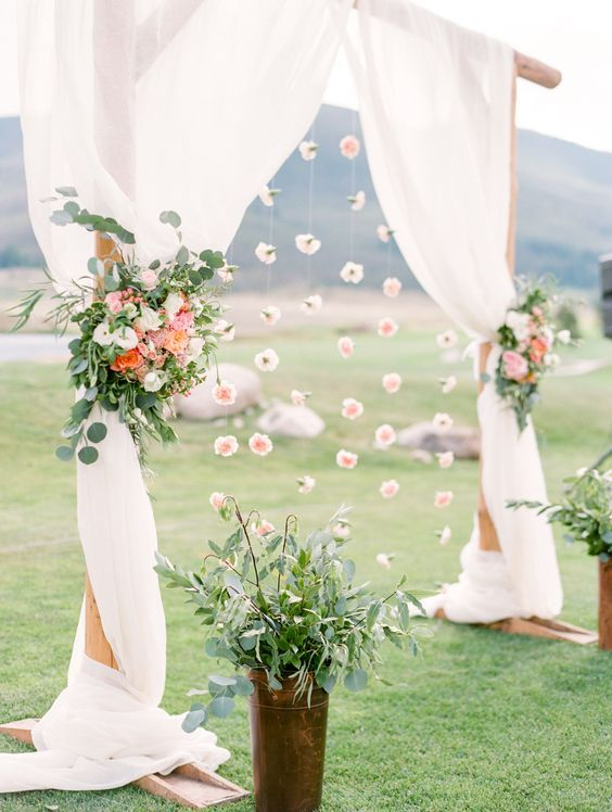 wedding theme 100 beautiful wedding arches canopies 2561694