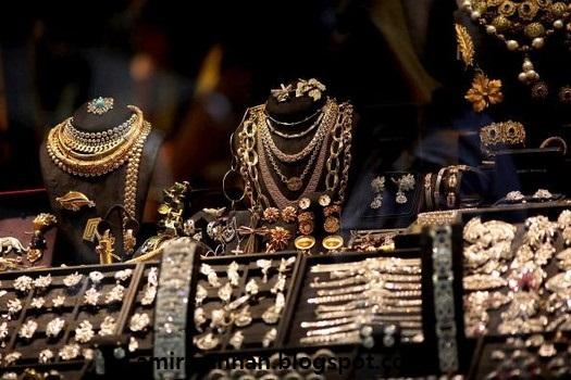 Hochzeit - Gold Jewellery