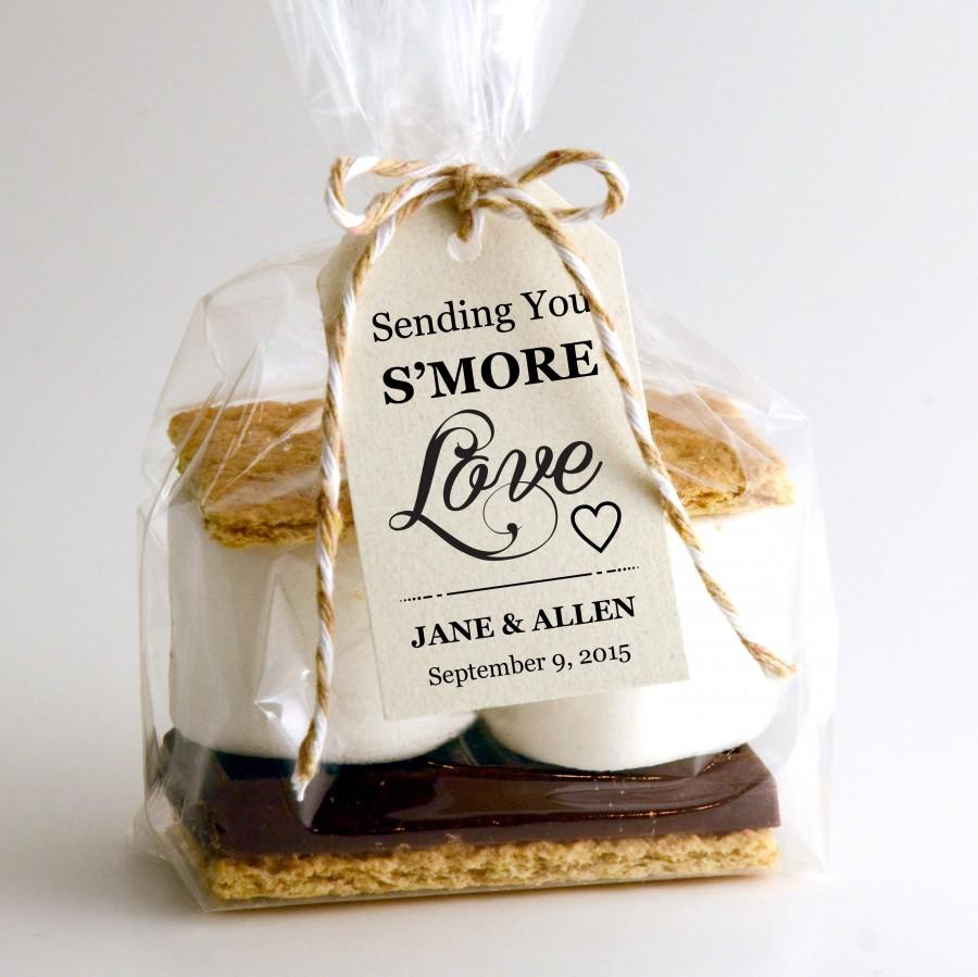 Boda - Sending You S'MORE Love Tag Template