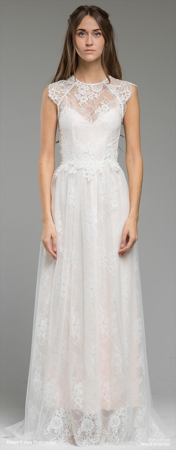 Wedding - Katya Katya Shehurina 2016 Wedding Dresses