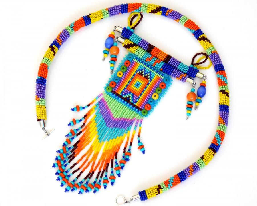 african necklace african jewelry tribal necklace 2562050 weddbook