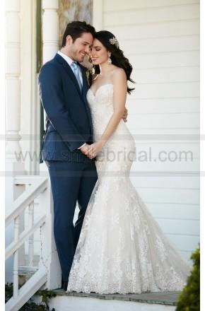 Wedding - Martina Liana Fit And Flare Wedding Dress With Strapless Sweetheart Bodice Style 789