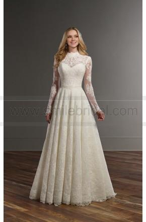 1185aa4af61 Martina Liana Silk Corset And Lace Jacket Wedding Separates Style Carter  Jude Sander