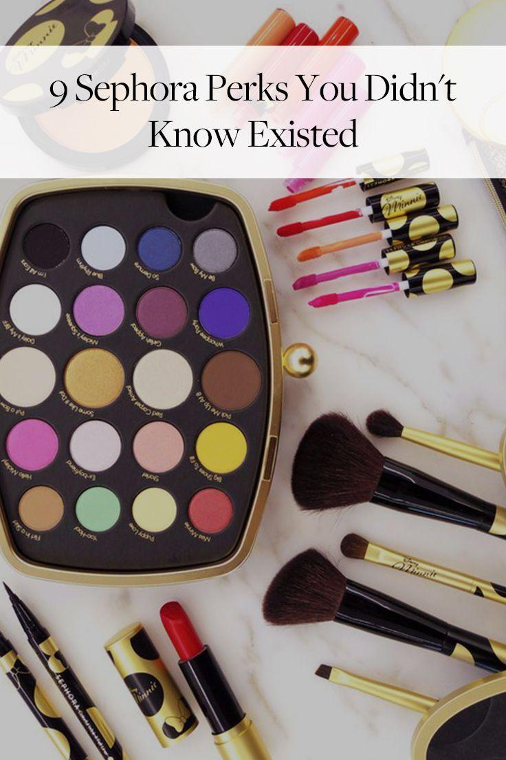 Свадьба - 9 Sephora Perks You Didn't Know Existed