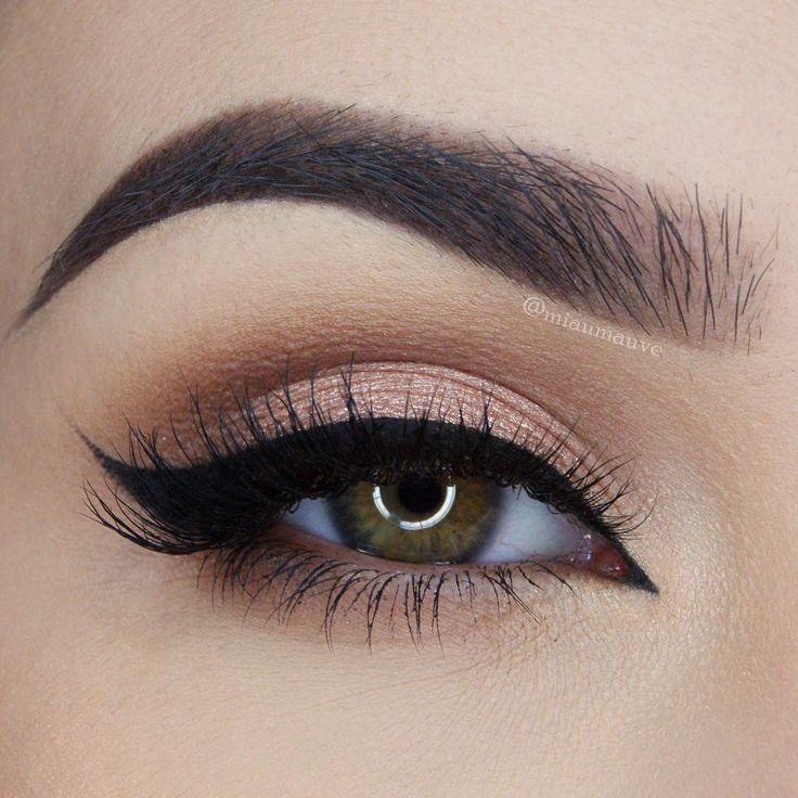Свадьба - Smokey Eye Looks In 10 Gorgeous Shades