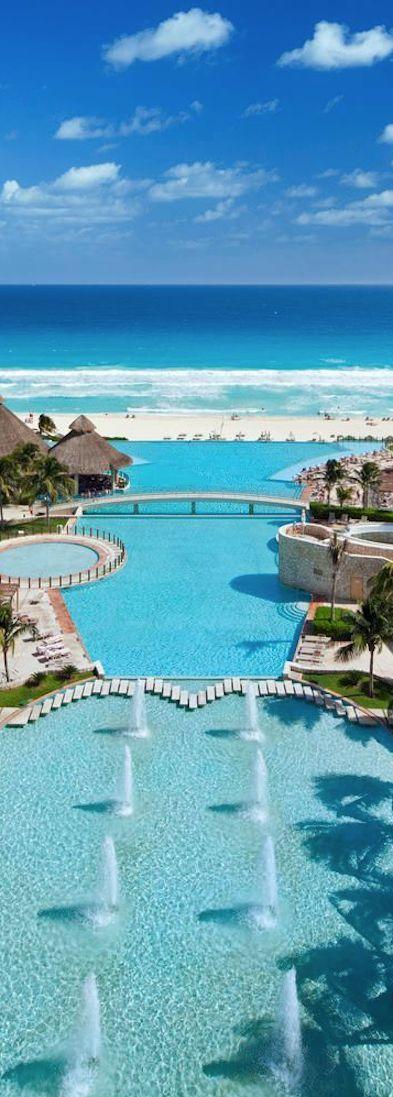 زفاف - Moon Palace Resort, Cancun