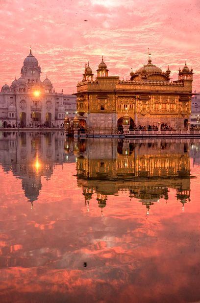 زفاف - The Golden Temple, Amritsar, India - Map, Video, Location, Tour