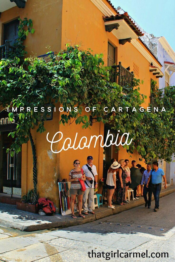 زفاف - Context, Contrast   Color: Impressions Of Cartagena