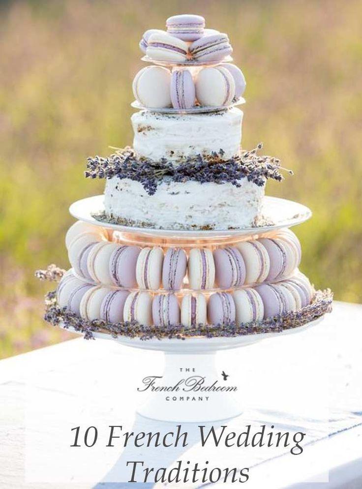 French Wedding Cake.Cake 10 French Wedding Traditions 2563113 Weddbook