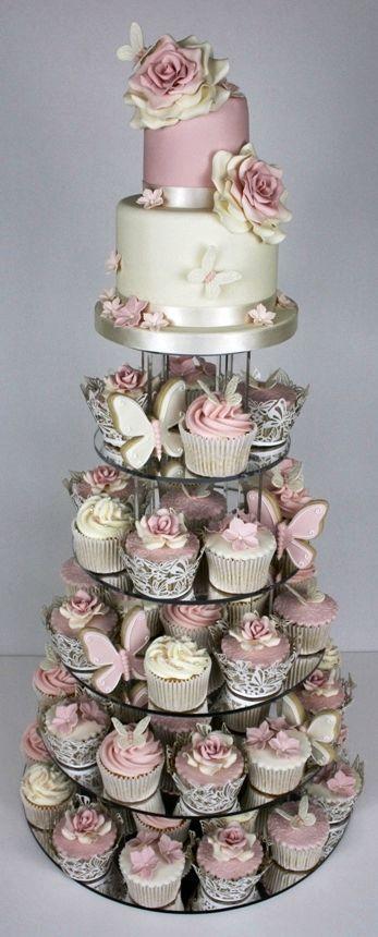 Hochzeit - Amazing Wedding Cake Designs - Atrakshin (Attraction)