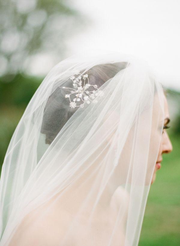 Hochzeit - Elegant Bridal Veil
