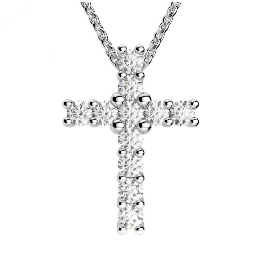 moissanite by gold charles products colvard again a look pendant