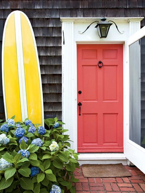 Wedding - 30 Front Door Colors With Tips For Choosing The Right One