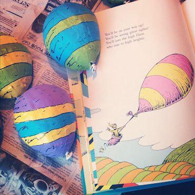 Hochzeit - Buggie And Jellybean: Happy Birthday Dr Seuss!!