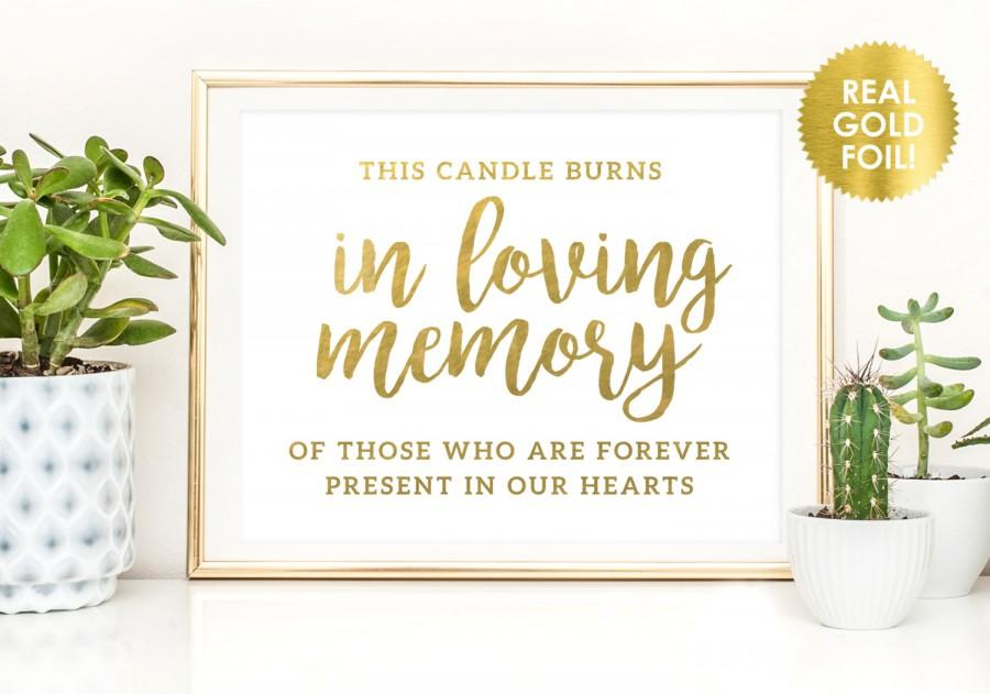 It's just an image of Astounding This Candle Burns in Loving Memory Free Printable
