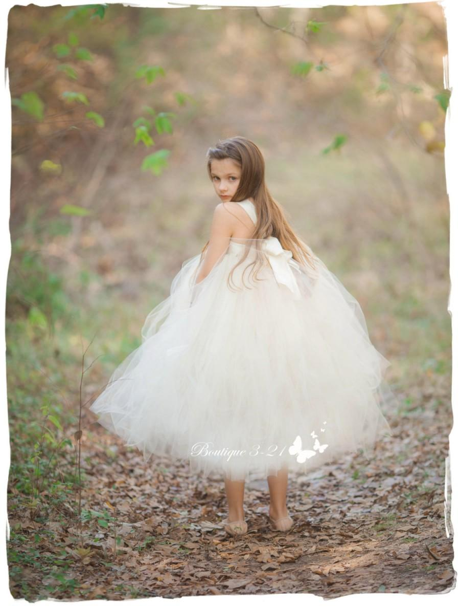 Champagne Tutu Dress Ivory Tutu Dress White Tutu Dress Champagne