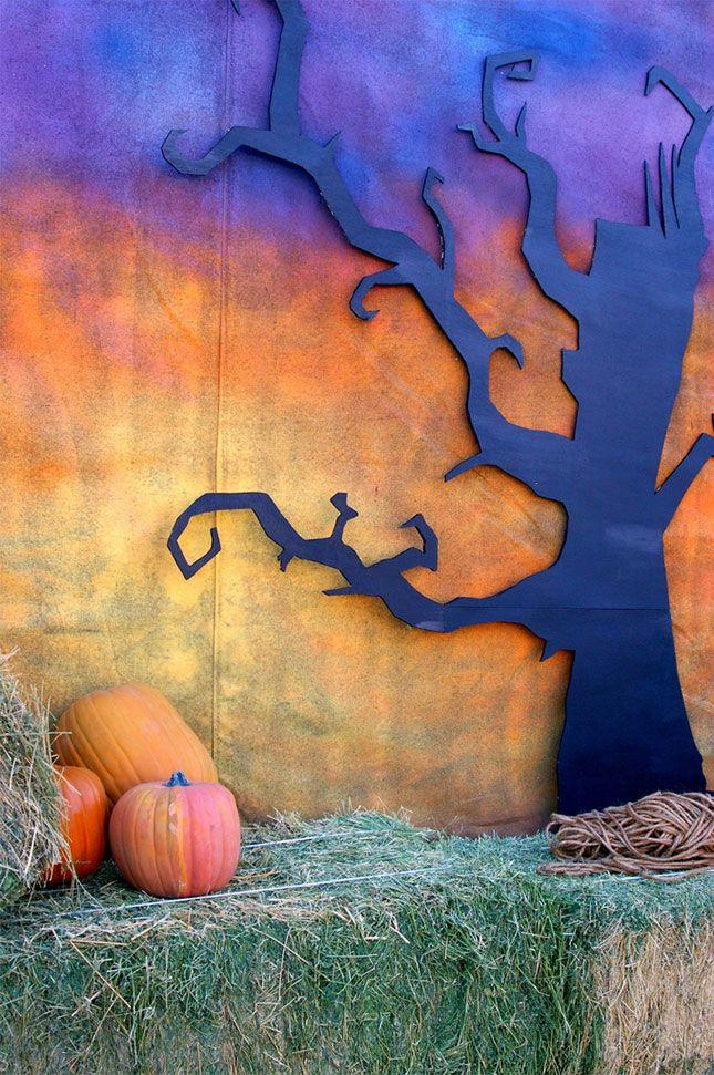 Wedding - 10 Halloween Photo Booths Your Party Needs