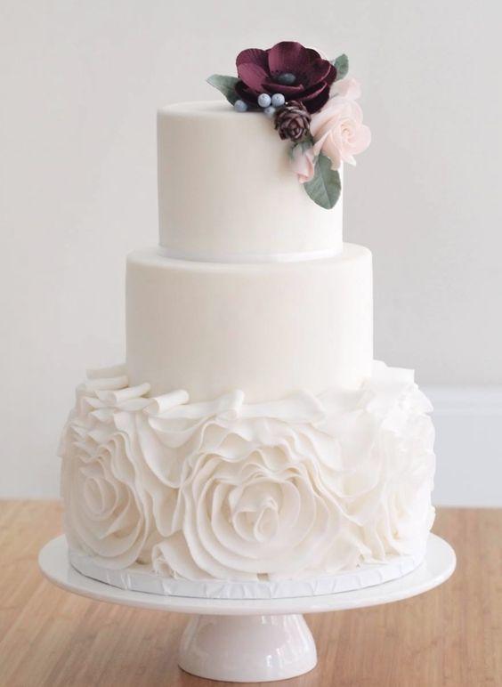 Theme De Mariage Wedding Cake Inspiration 2564476 Weddbook