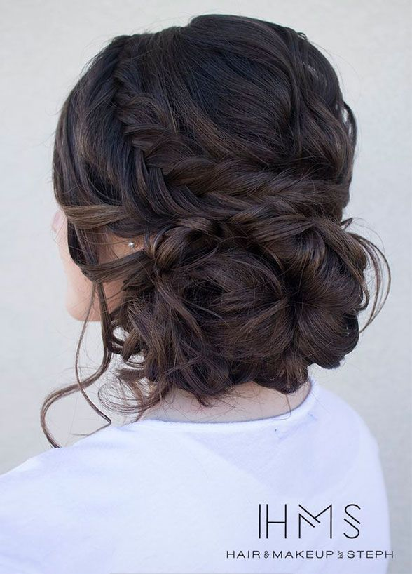 Hair 10 amazingly pretty new wedding updos 2564514 weddbook 10 amazingly pretty new wedding updos pmusecretfo Images