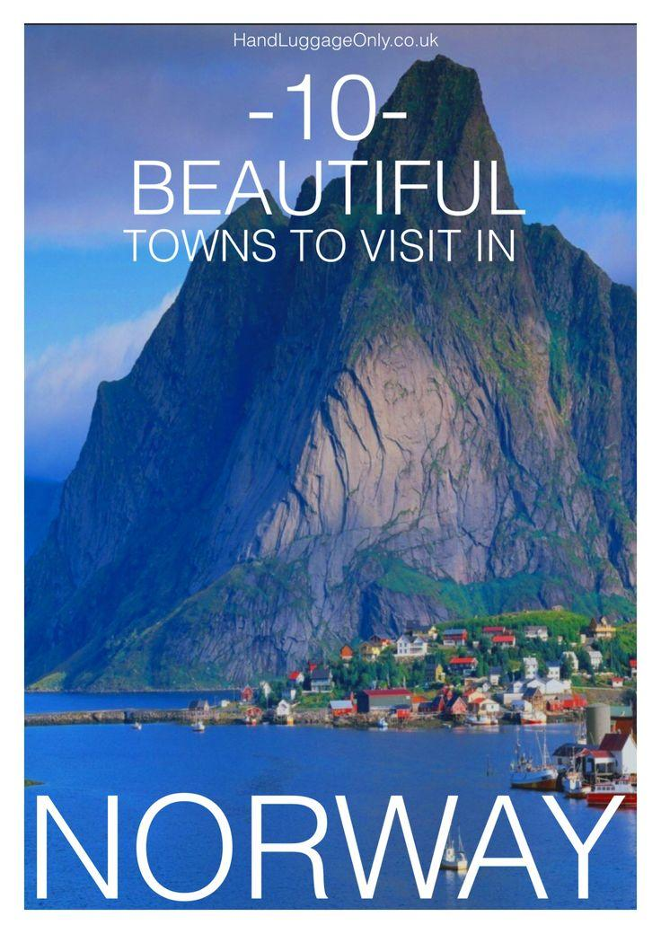 Свадьба - 10 Beautiful Towns You Should Visit In Norway - Hand Luggage Only - Travel, Food & Photography Blog