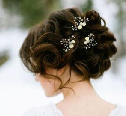 Hochzeit - Sale, Wedding Hair Comb, Bridal Hair Comb, Crystal Hair Comb, Swarovski Pearl Hair Comb, Crystal Hair Comb, Wedding Hair Pin, Hair Pins, Pin