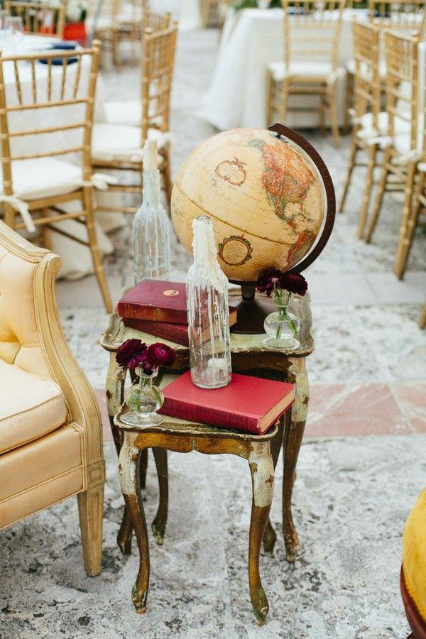 Hochzeit - Gatsby-Inspired Florida Wedding At Vizcaya Museum And Gardens