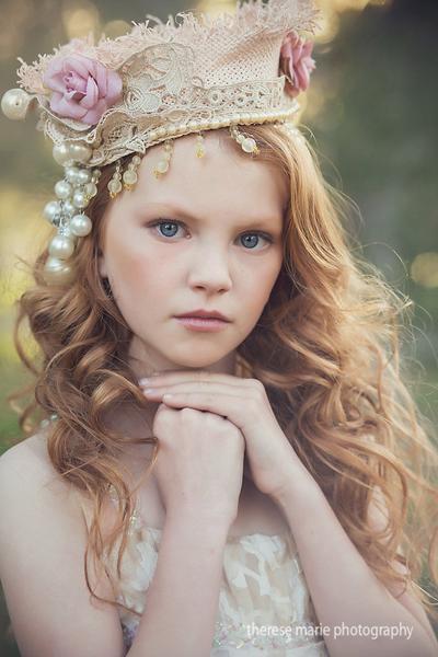 Wedding - Regina Crown Flower Girl