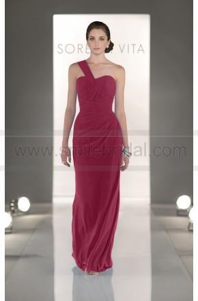 Wedding - Sorella Vita Turquoise Bridesmaid Dress Style 8281
