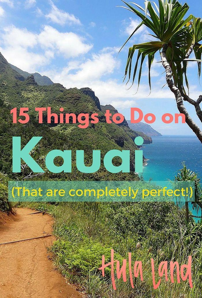 Wedding - 15 Things To Do In Kauai That Are Completely Perfect