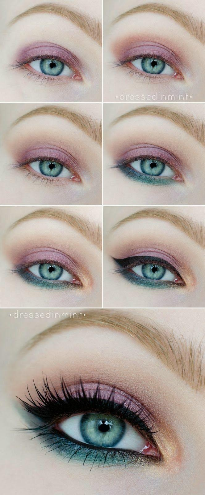 Свадьба - 7 Spring Makeup Looks To Inspire You