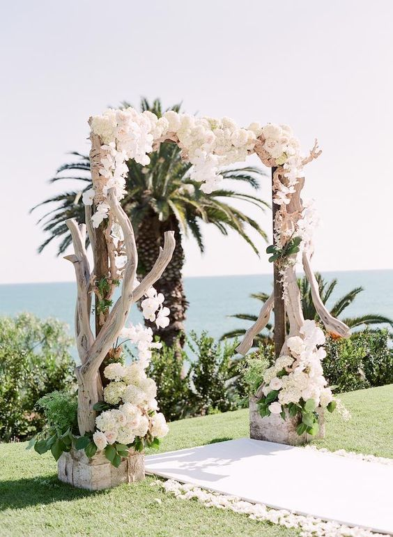 Boda - 100 Amazing Wedding Backdrop Ideas