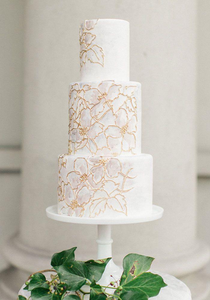 Canada 39 S Prettiest Wedding Cakes For 2016 2565720 Weddbook