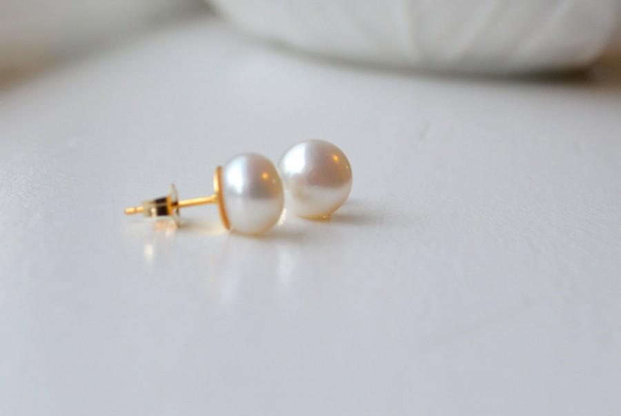 You searched for: real pearl studs! Etsy is the home to thousands of handmade, vintage, and one-of-a-kind products and gifts related to your search. No matter what you're looking for or where you are in the world, our global marketplace of sellers can help you find unique and affordable options. Let's get started!