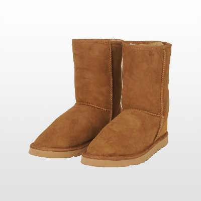 Hochzeit - Classic Short Boots - Chocolate