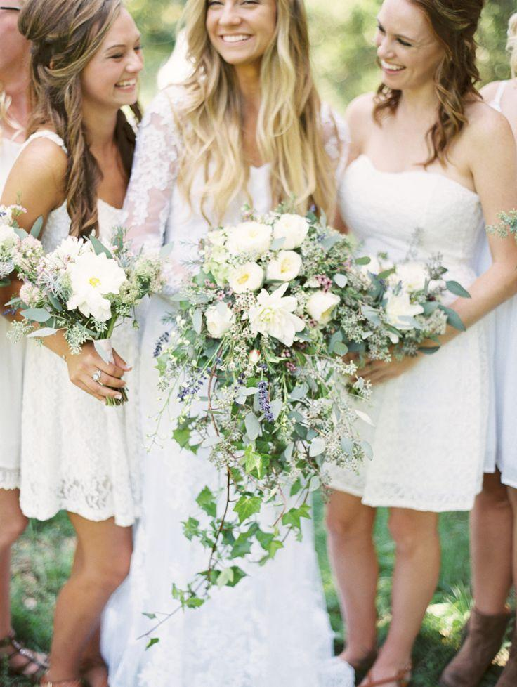 Wedding - Intimate   Rustic Wedding In The Woods