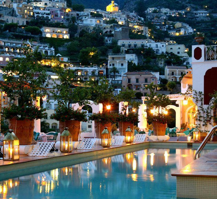Wedding - Le Sirenuse, Amalfi Coast