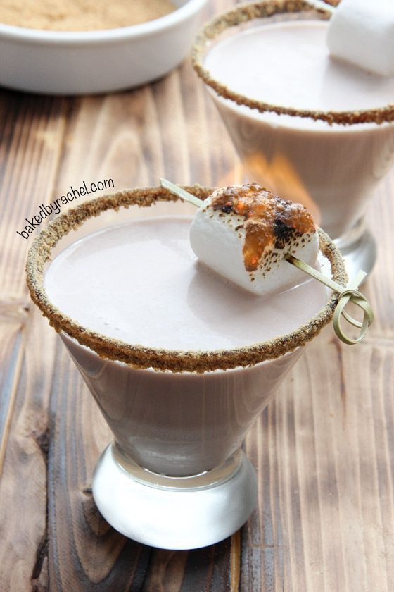 Wedding - S'more Martini