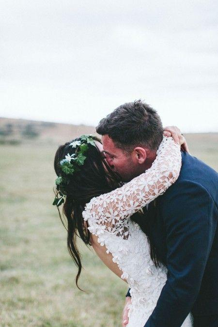 Hochzeit - Milly & Hugo's Tassie Farm Wedding - Nouba